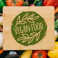 list of vegan foods