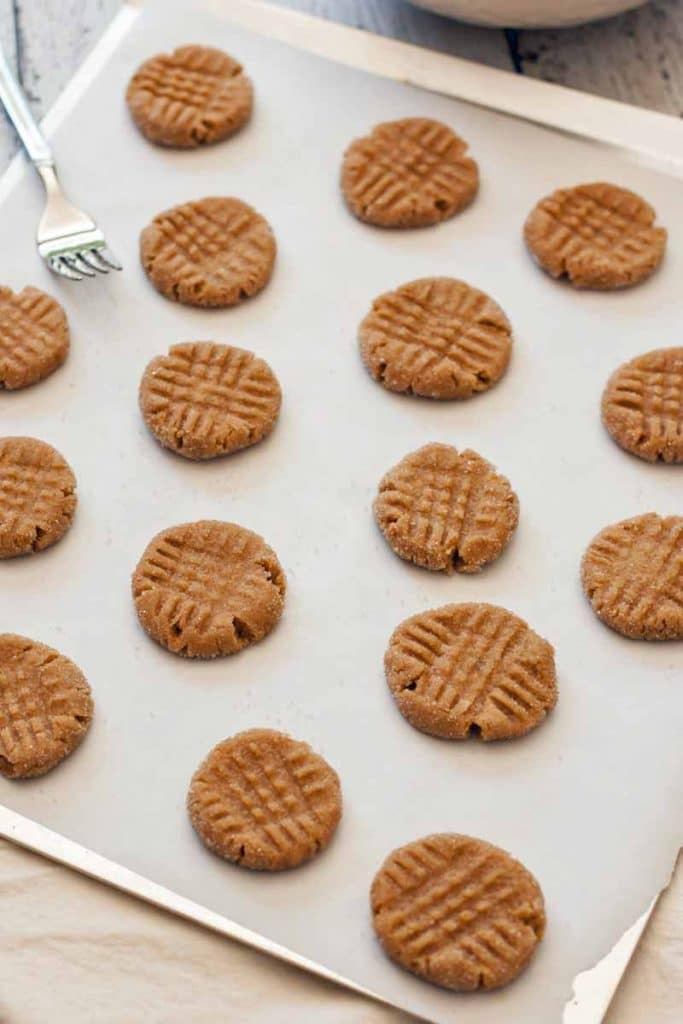 Vegan-Peanut-Butter-Cookies