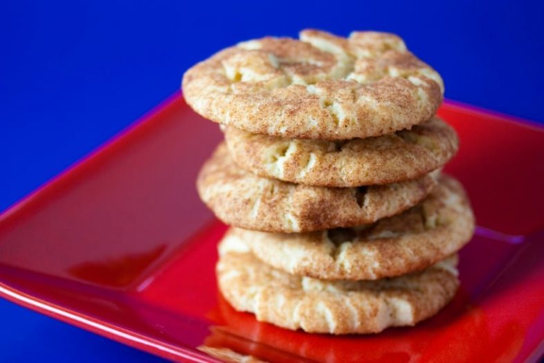 Vegan Snickerdoodle Recipes 1