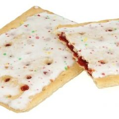are pop tarts vegan