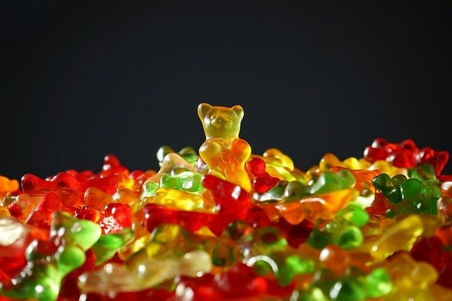 fruity jelly bears