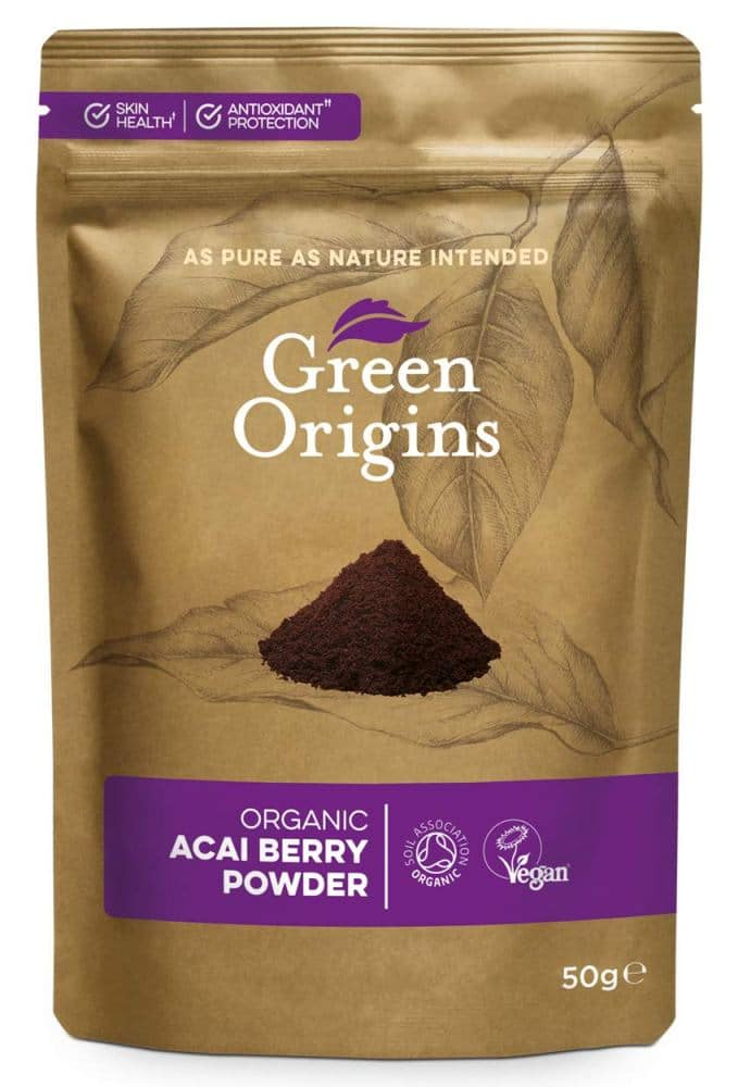 Green Origins Organic Acai Berry Powder