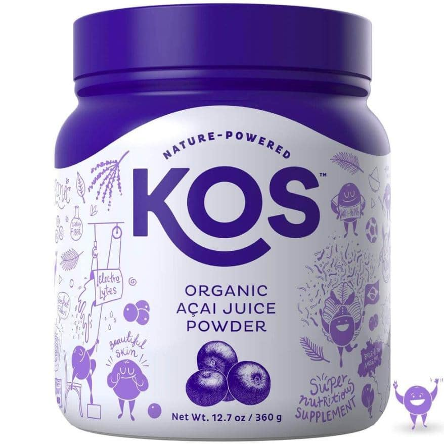 KOS Organic Açaí Juice Powder