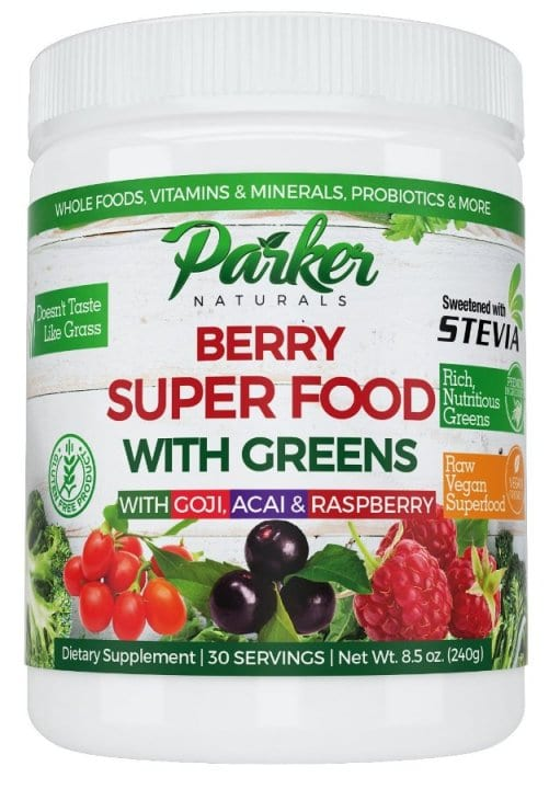 Parker Naturals Berry Super Food