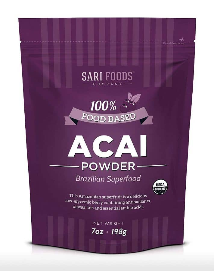 Sari Foods Acai Powder