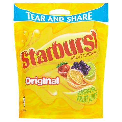 are starburst vegan - UK