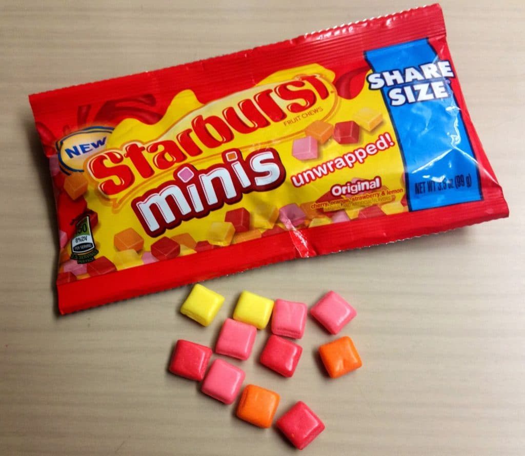 Are Starburst Dairy Free